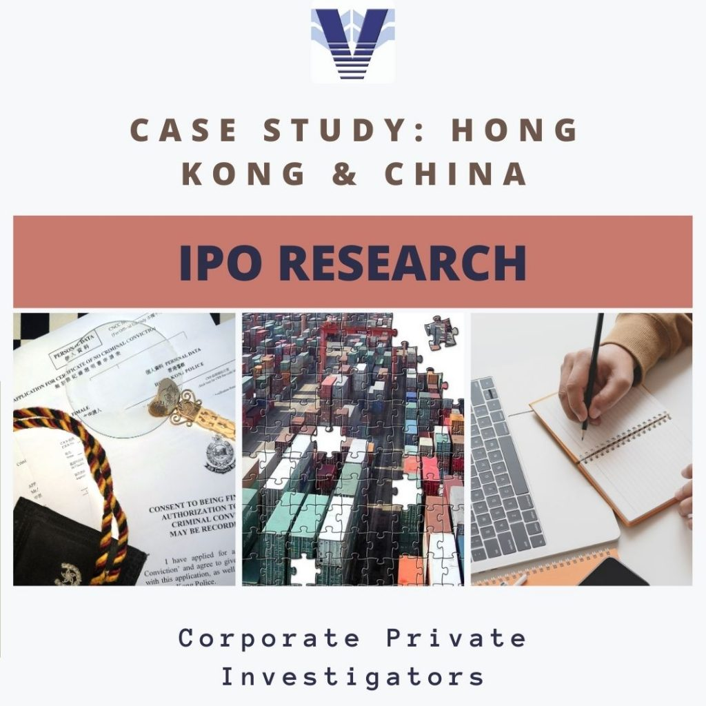 IPO Research Services for Lawyers