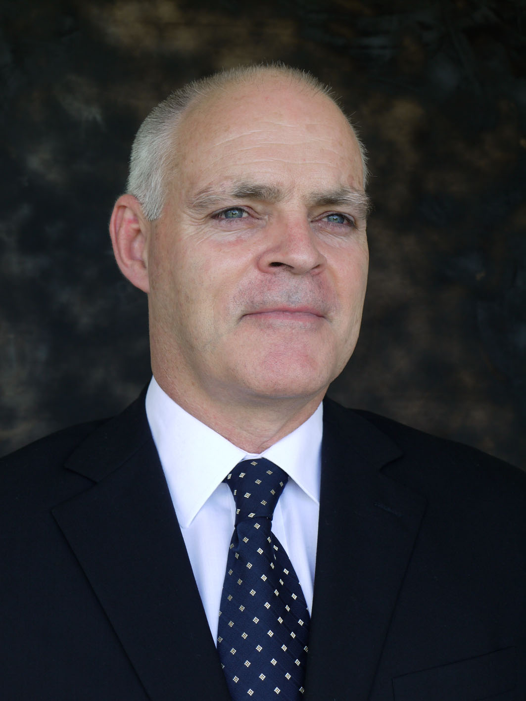 Chris Wilson former Hong Kong police