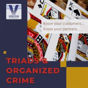 Triads and Organized Crime