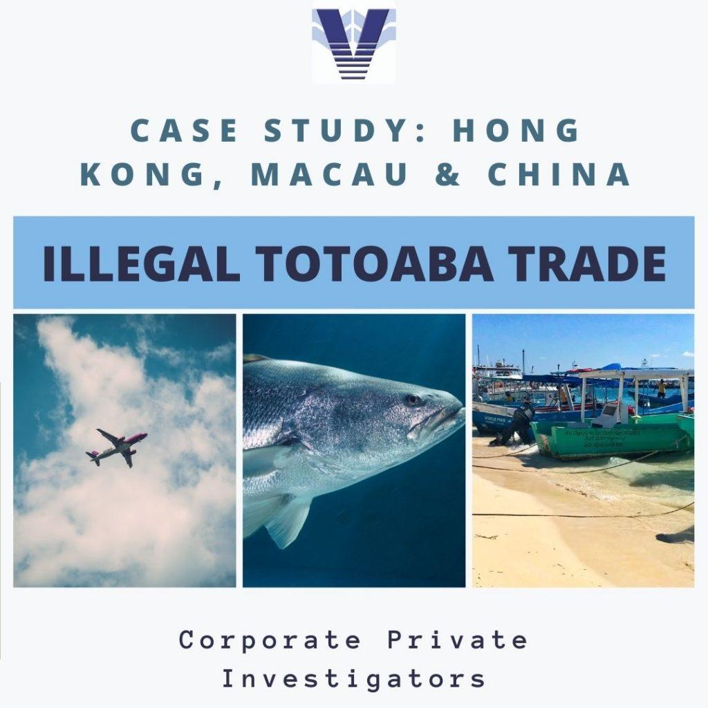 Trade in Totoaba Fish